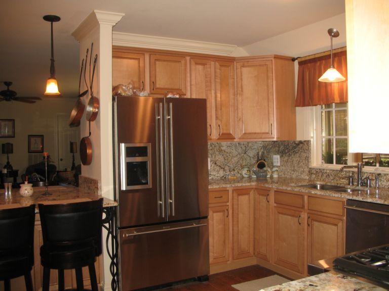 Kitchen Remodeling! #Kitchenremodeling #Kitchenremodel #remodel  #kitchenideas #design #smallkitchen