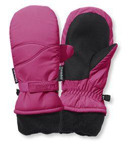 87e6a4c2a LLBean  Kids  Cold Buster Waterproof Mittens