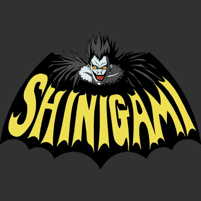 Shinigami is a T Shirt designed by ddjvigo to illustrate your life and is available at Design By Humans