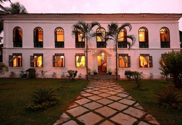 Siolim House Heritage Boutique Hotel In Goa Best Boutique