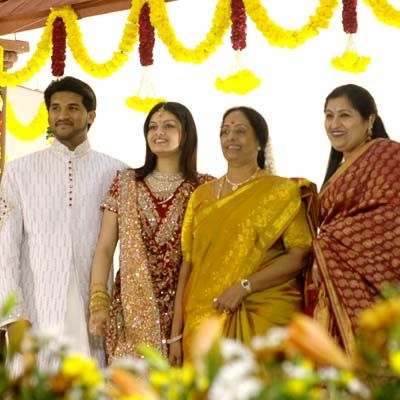 Vijay Yesudas Wedding Reception