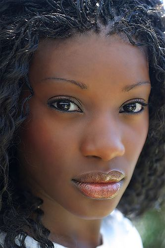 A Tribute To Beautiful Dark Brown Eyes  Beauty, Beautiful Black Women, Dark Brown Eyes-1737