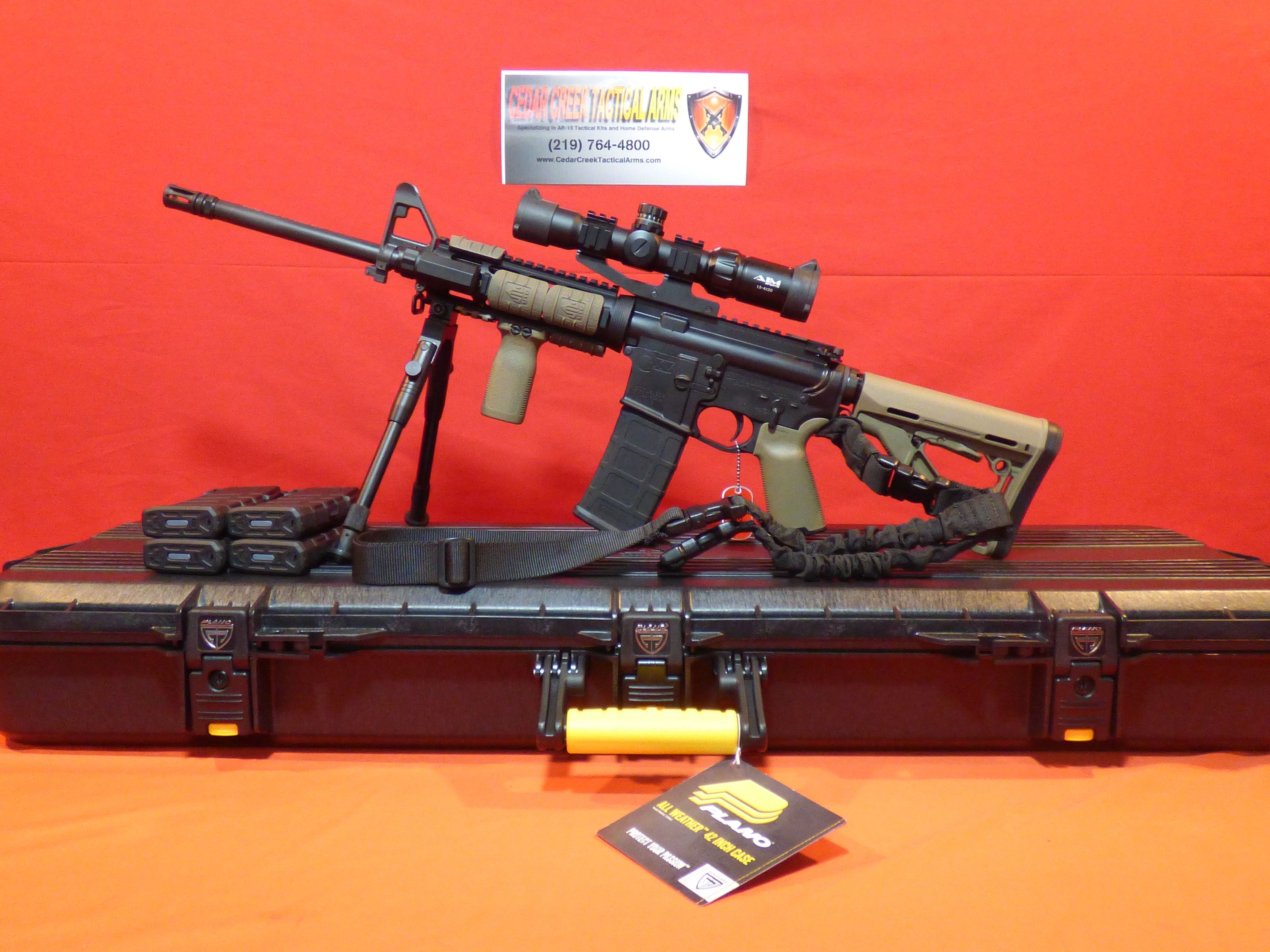 Core 15 tactical kit visit us at cedarcreektacticalarms