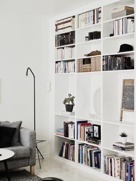 Leuke woonkamer van een klein appartement van 62m2 | Pinterest ...