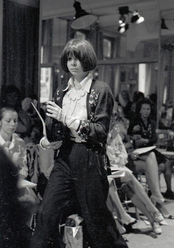 anna wintour 70's