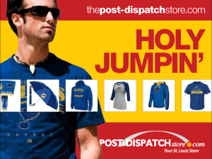 Get all your Blues collectibles and gear at thepost-dispatchstore.com!