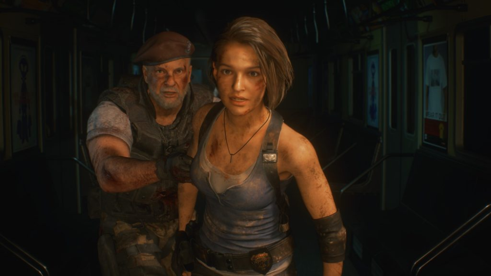 Resident Evil 3 Trailer Focuses On Nemesis And Others In 2020