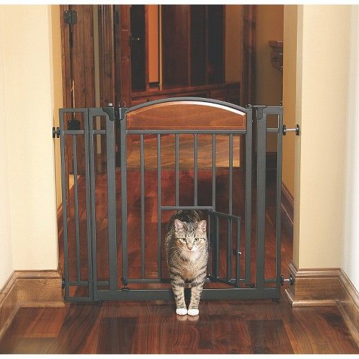 Carlson Design Studio Cat Dog Or Baby Gate Ad Pets Dogs Cat
