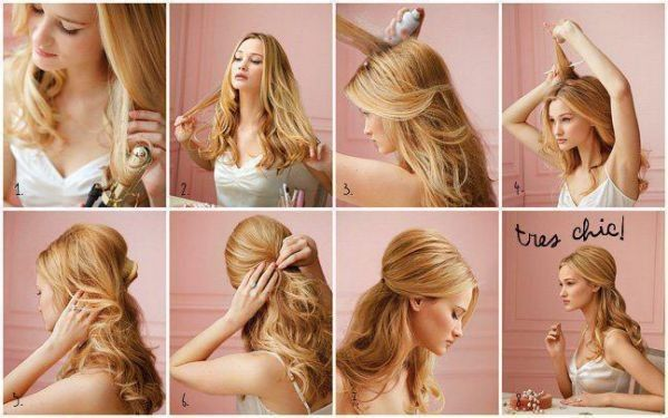 Fast And Easy Hairstyles Gorgeous Get Ready Fast With 7 Easy Hairstyle Tutorials For Wet Hair  Hair