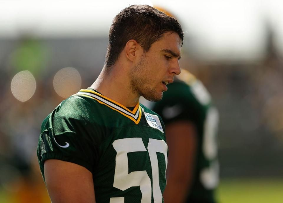 pretty nice 9b977 8dac4 Blake Martinez | Packers Training Camp 2017 | Green & Gold ...