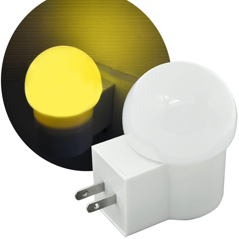 110v 220v Led Small Mushroom Automatic Light Sensor Switch Night