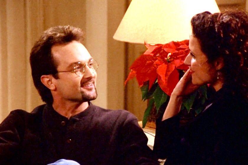 Seinfeld dating a communist