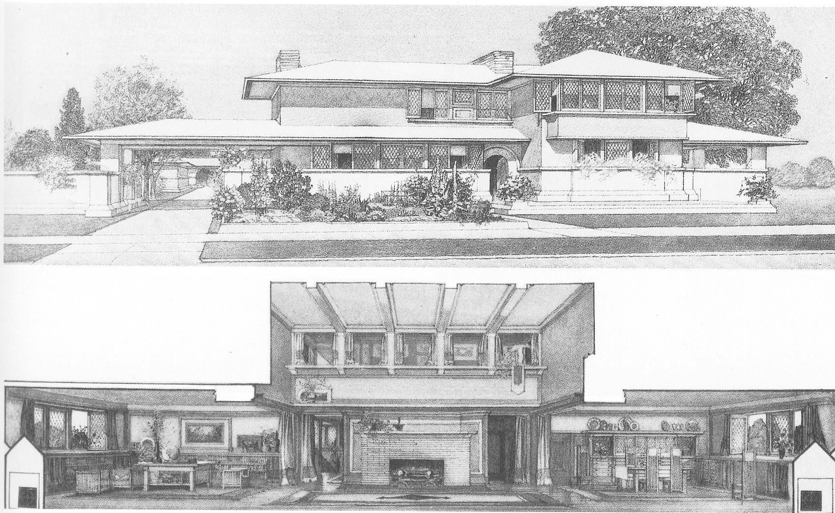 Architecture Frank Lloyd Wright
