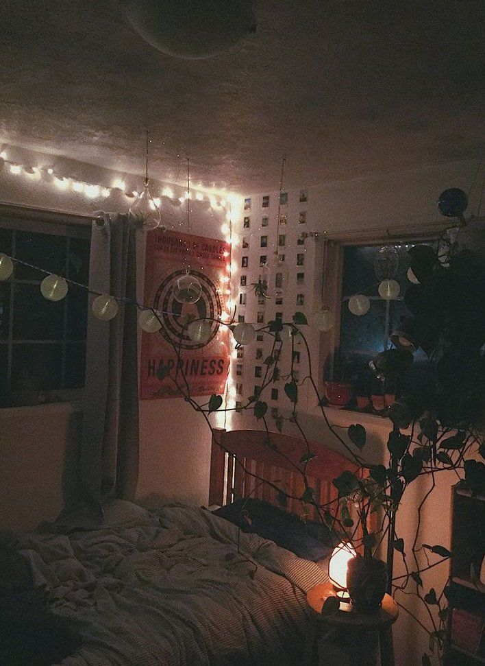 Artsy Aesthetic Aesthetictumblr Arthoe Softboy Lights Plants Bedroom Room Artsy Esthetique Esthetique Tumb Artsy Bedroom Aesthetic Light Aesthetic Room Decor