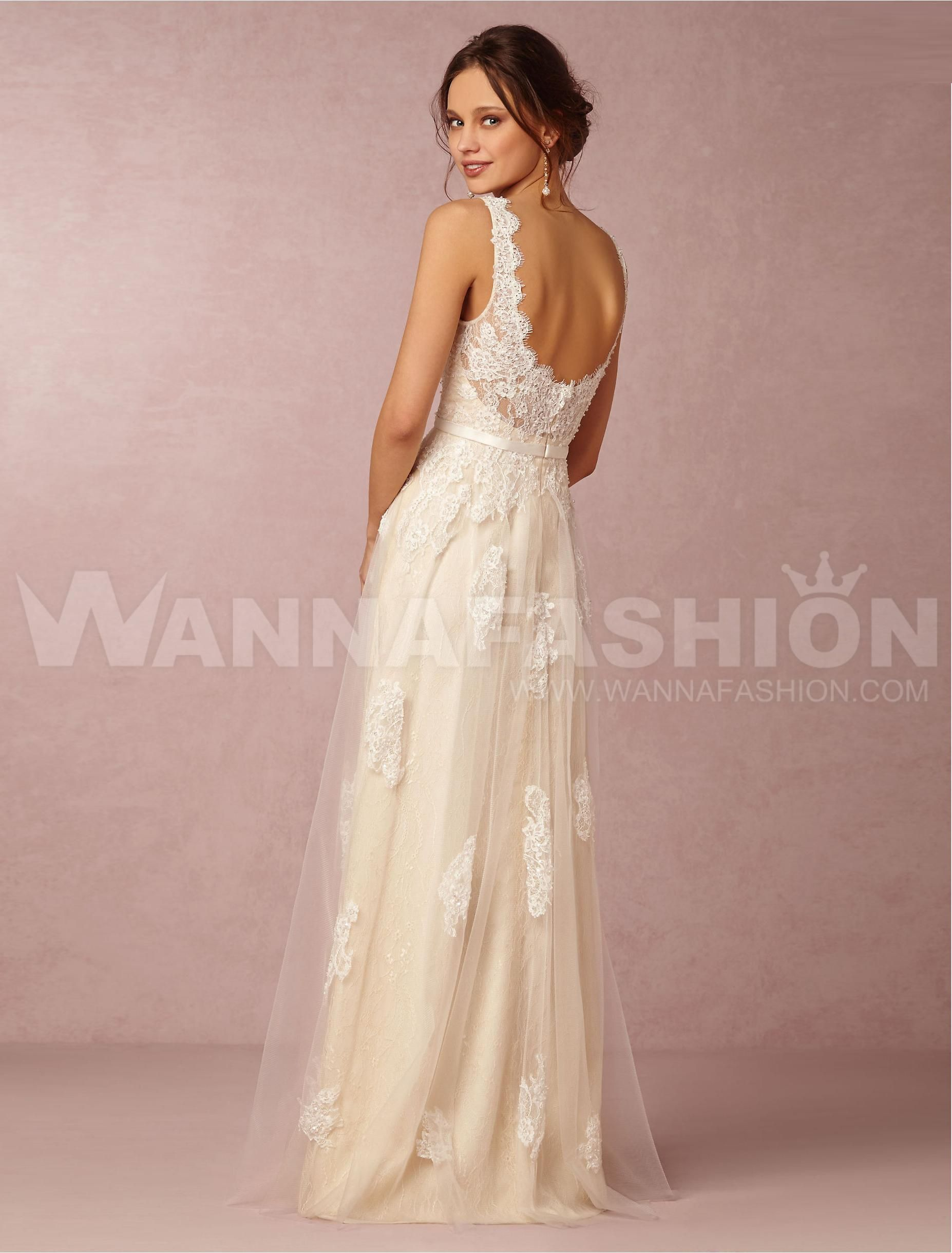 Cream colored vintage wedding dresses  structured modern wedding dress for hourglass  Google Search  My