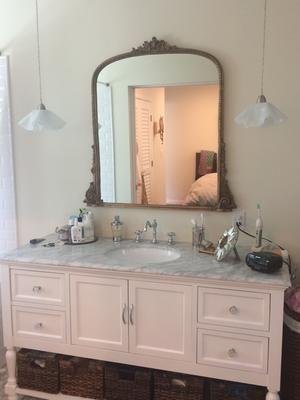 Gleaming Primrose Mirror Mirror Wall Bathroom Bathroom Inspiration Bathroom Design