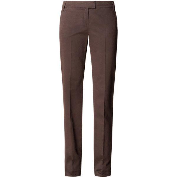 Pantalon Chino Classique - Département Brun 5 IrQX43Zla7