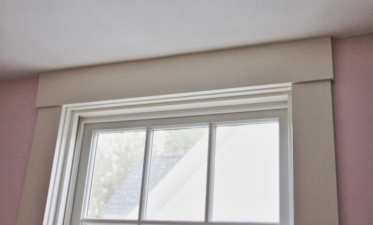 Simple interior window trim - 1000 Images About Bathroom Remodel Windows And