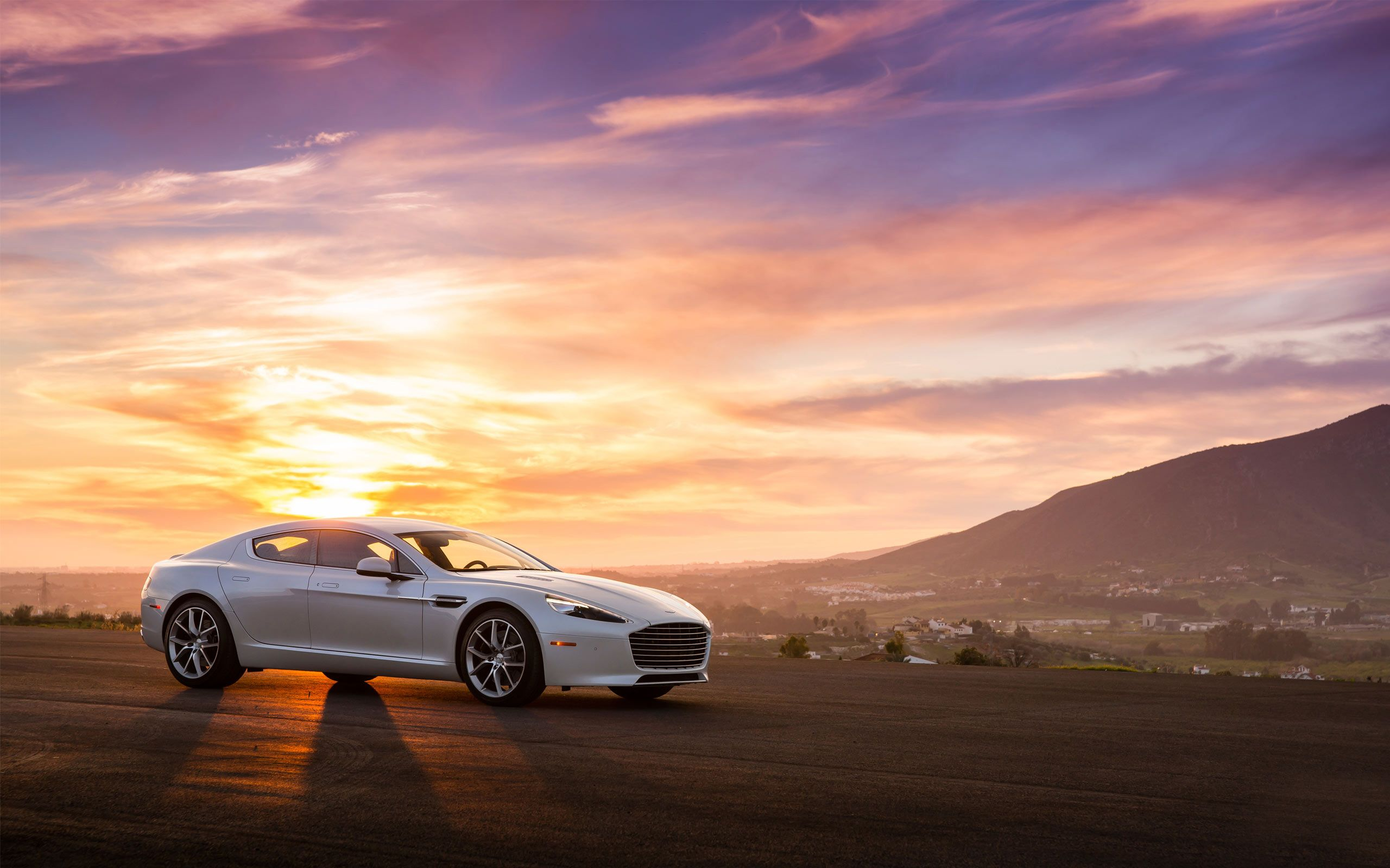 2014 Aston Martin Rapide S Now The Whole Family Can See The
