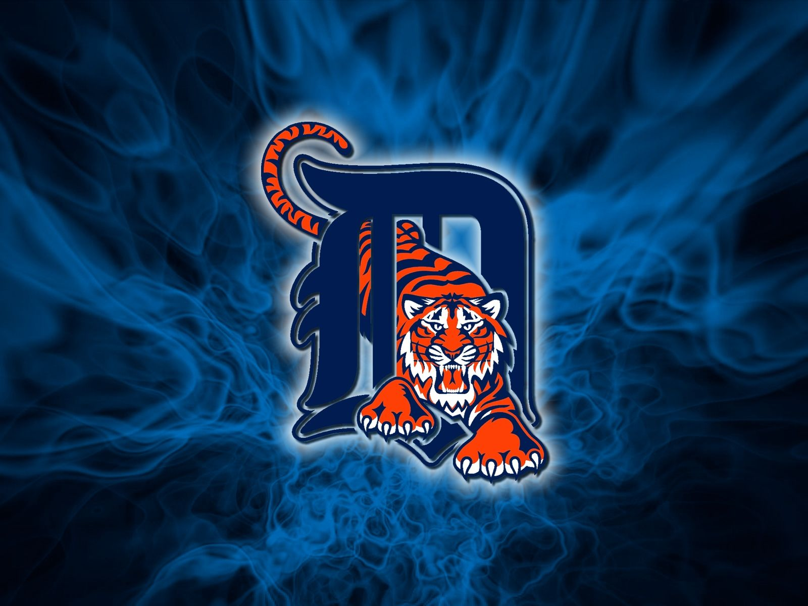 This Detroit Tiger's logo is sick! GoTigers JJInc