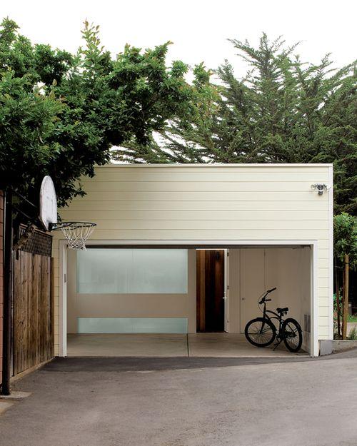 The Pursuit Aesthetic Modern Playroom Garage Decor Garage Doors