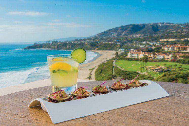 Orange County S Best Ocean View Restaurants Ritz Carlton Summertime Checklist