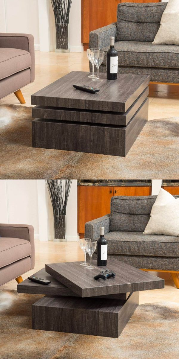 51 Square Coffee Tables That Every Beautiful Home Needs Centre Table Living Room Center Table Living Room Modern Square Coffee Table #square #living #room #table