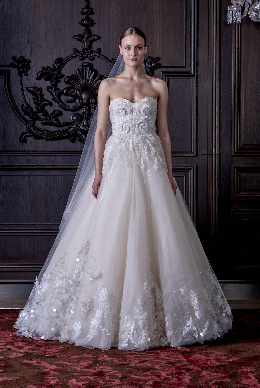 Sugarfina Monique Lhuillier Spring 2016 Bridal Collection