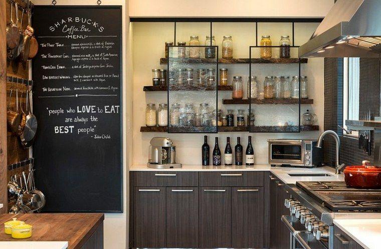 Cuisine style industriel : une beauté authentique | Lofts and Kitchens