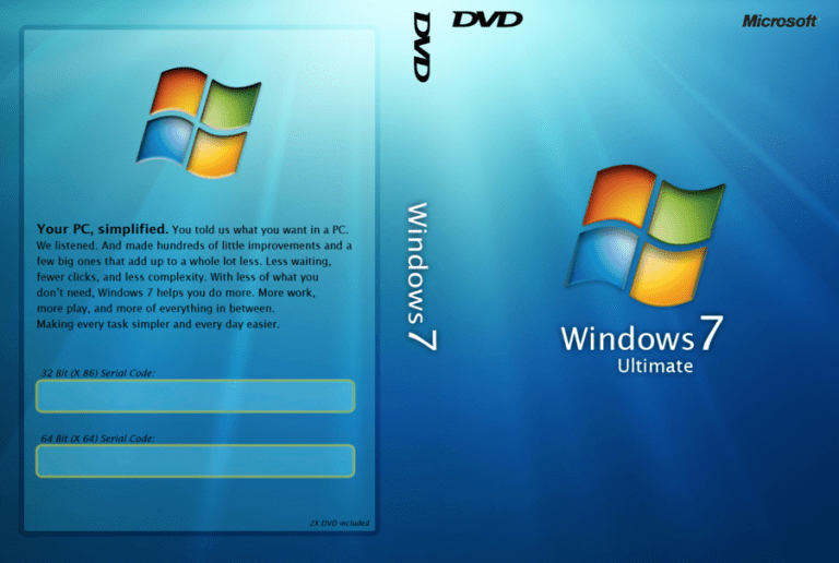 Windows 7 Product Key Generator with ISO File Download Now