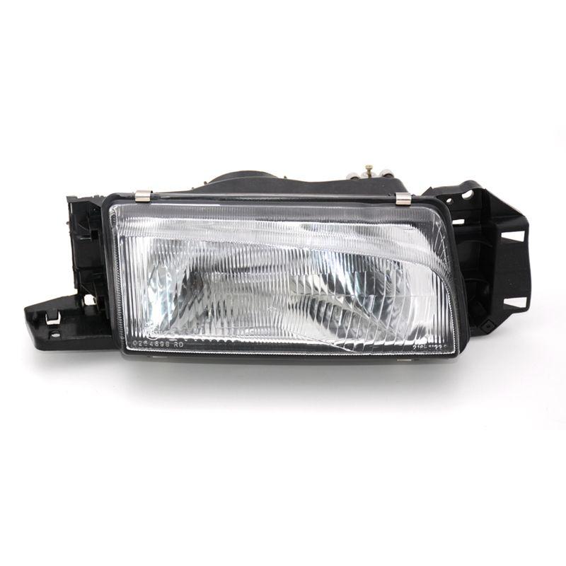 1pcs Black 216 1122r Front Headlamp Head Light Right Passenger Side For Mazda 323 Bg 1989 1991 Car Lights Headlamp Lights