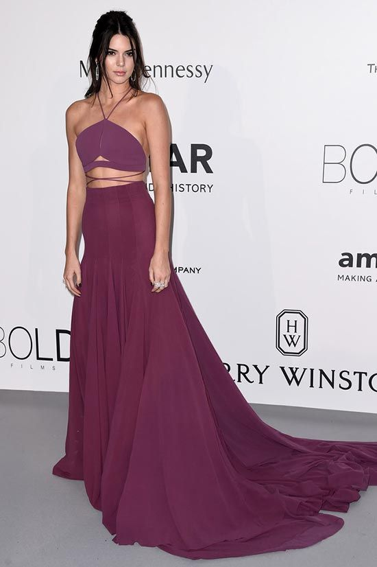 Kendall Jenner Red Carpet Outfits