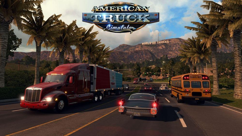 American Truck Simulator Download American Truck Simulator Trucks