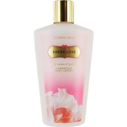 Victoria's Secret By Victoria's Secret Sheer Love Body Lotion 8.4 Oz