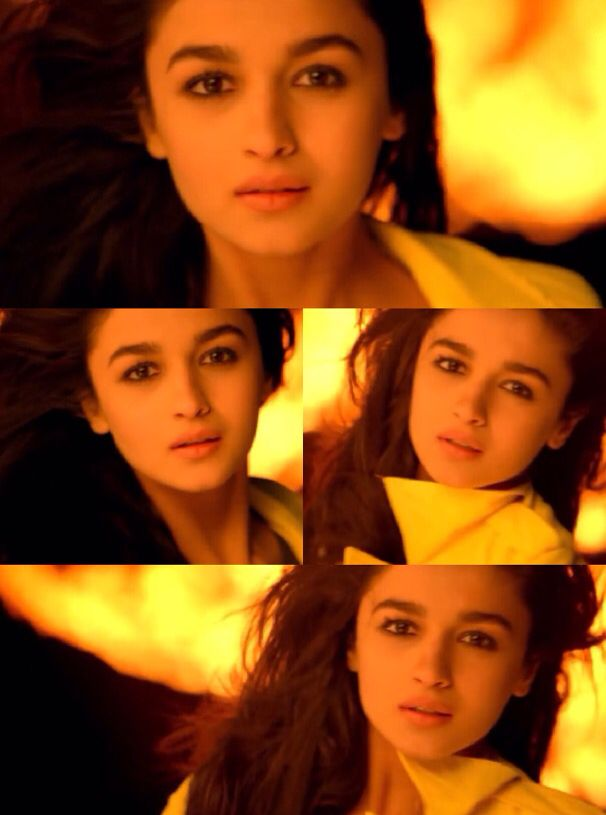 "Alia Bhatt as Shanaya Singhania in ""Student Of The Year"