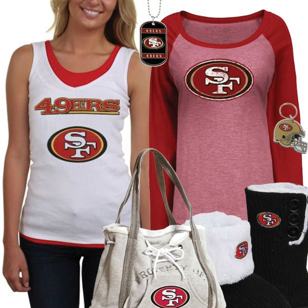 Cute San Francisco 49ers Fan Gear  cc87355c9