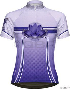 8776c9ad1a89 Beach Time! Primal Wear Women's Lotus Jersey, Small, Lotus | Cycling ...
