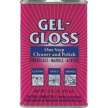 Gel Gloss Works The Best On Glass Shower Doors I Use The Liquid