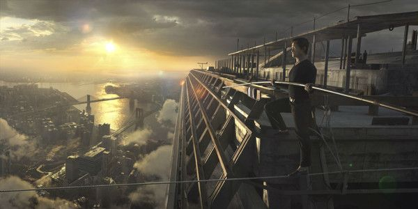 'The Walk' exhilarating stroll in the clouds