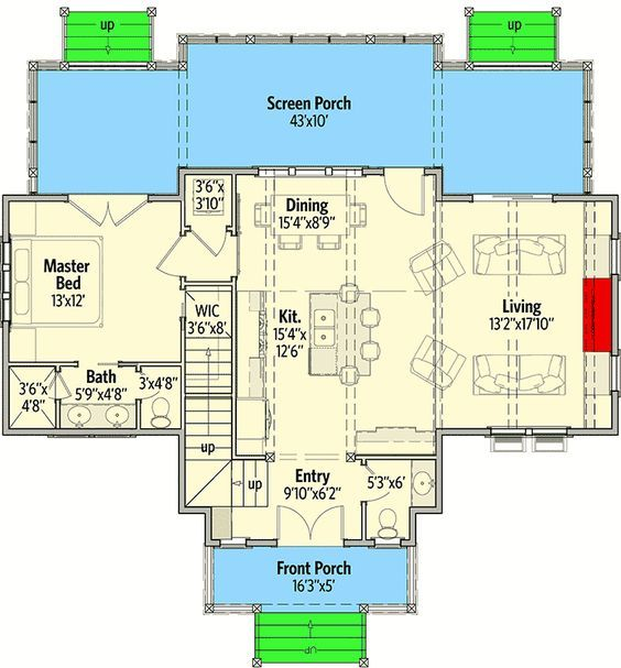 Plan 130002LLS Delightful Cottage House Plan Cottage house