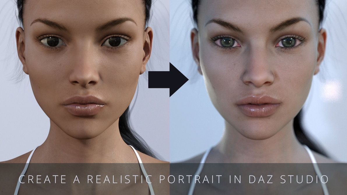 Fantastic Retouching Effect for Human Faces in Photoshop