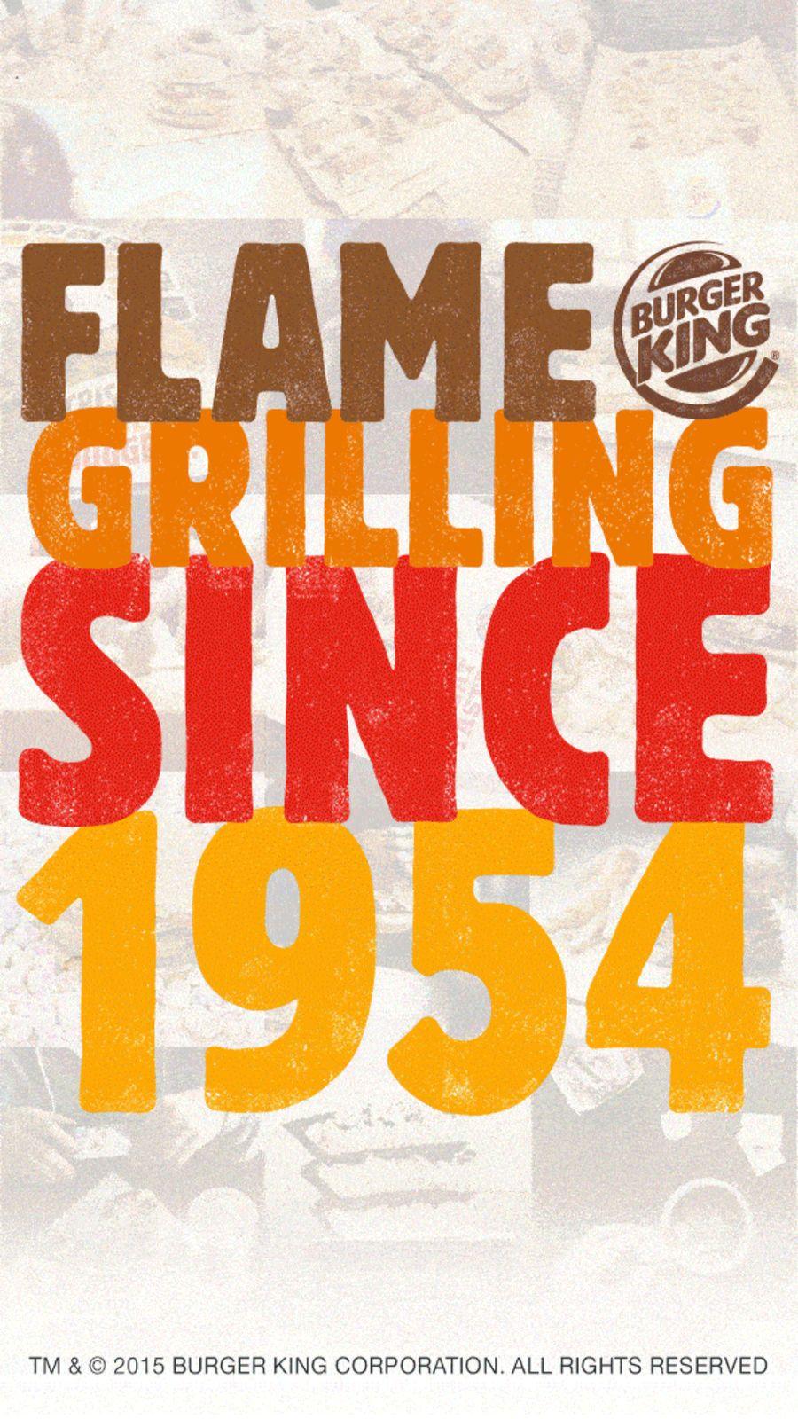 BURGER KING? App FoodCorporationampLifestyle King