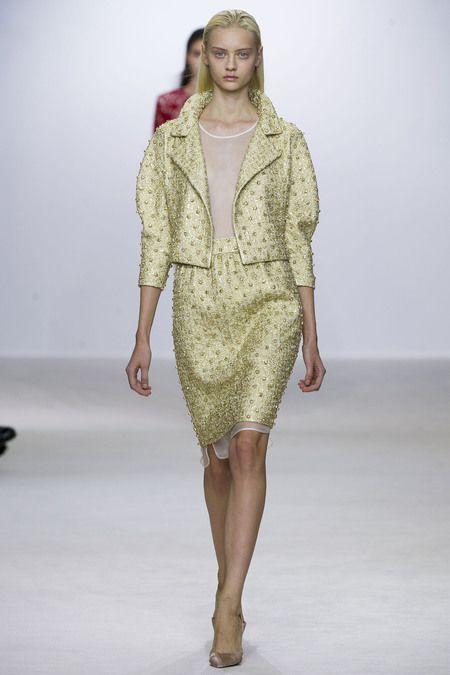 Giambattista Valli Spring 2013 Ready-to-Wear Collection Slideshow on Style.com