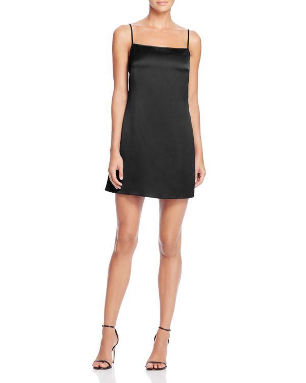 French Connection Slip Dress - 100% Bloomingdale's Exclusive