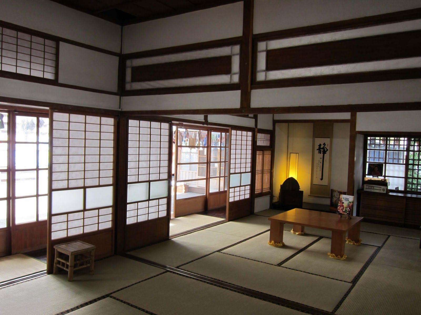 Interieur Maison Japonaise Traditionnelle intérieur japonais décoration | deco interieur maison