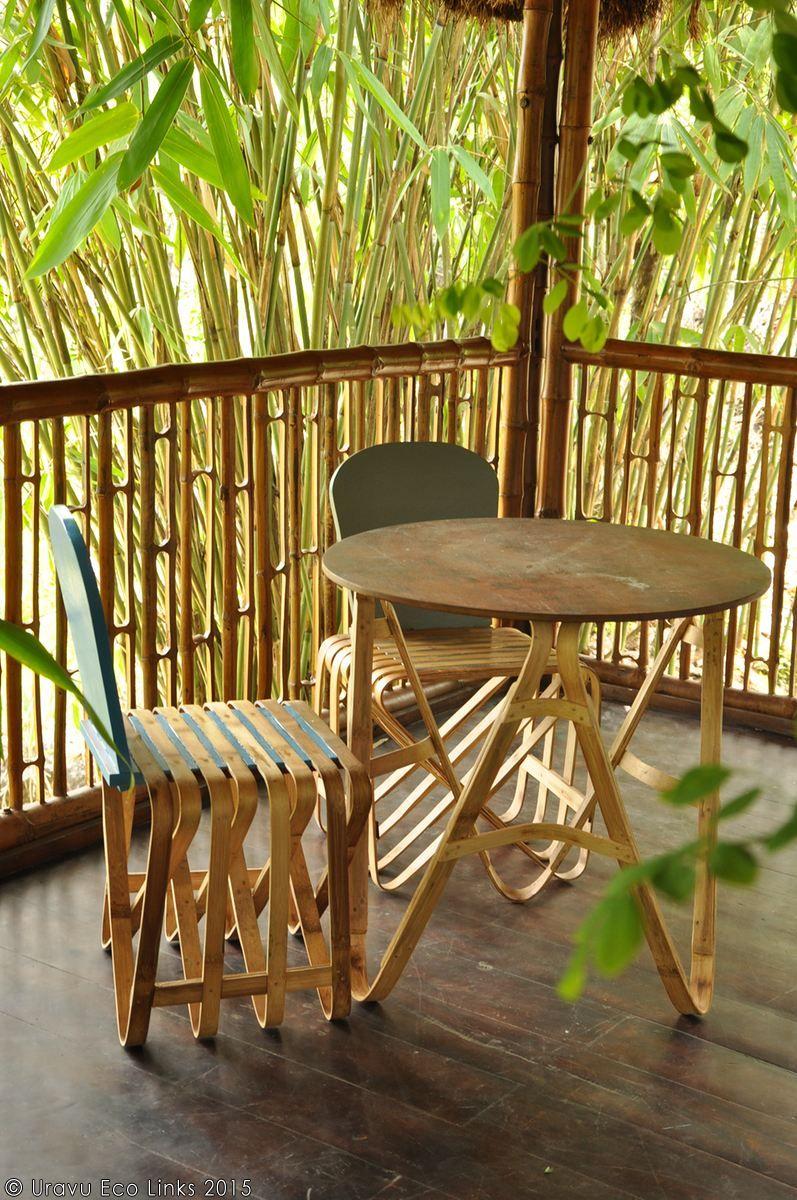 Balcony  for Bamboo Furniture Kerala  75sfw
