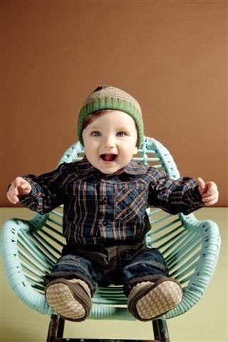 Ropa de bebés y niños: los looks de invierno