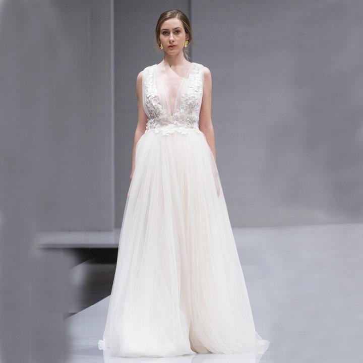 30++ Simple satin mermaid wedding dress ideas