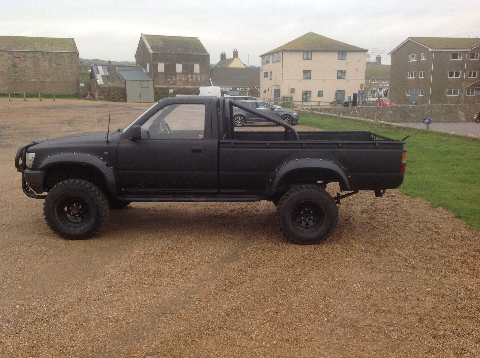 Toyota Hi Lux Pick Up Modified Monster Truck No