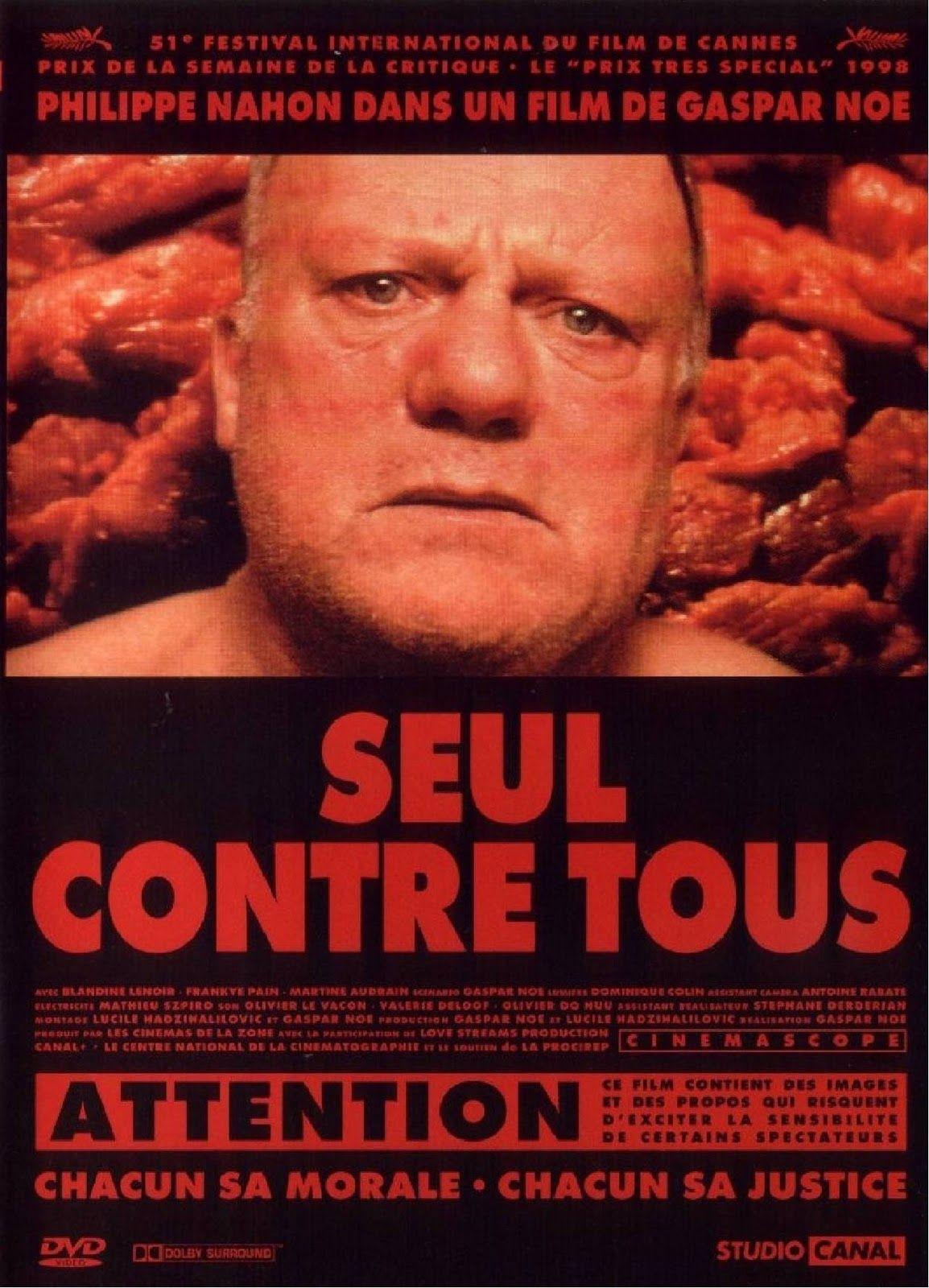 Seul Contre Tous Poster Gaspard Noe Film Films Complets
